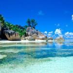 Anse source d'argentaux Seychelles